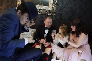 Simon South Magician Cheshire